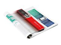 Bild von IRIS IRIScan Book 5 Red Win/Mac. Kabellos Integrierte wiederaufladbare Lithiumbatterie. 300/ 600/1200 dpi