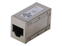 Bild von ASSMANN Modular Kupplung 8P8C 1:1 geschirmt CAT6 Metallgehäuse