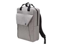 Bild von DICOTA Backpack EDGE 39,6cm 15,6Zoll light grey