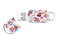 INTEGRAL XPRESSION 16GB Pattern USB2.0 - Kovera Distribution