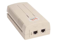 Bild von FUJITSU MICROSEMI PD-9501G Power injector for one Power over Ethernet device output max. 60W 10/100/1000Mbit/s unmanaged