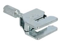 Bild von DELOCK Schirmklemme für Sammelschiene - Kabeldurchmesser 2-5mm