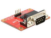 Bild von DELOCK Adapter Raspberry Pi Serielles Anschlussboard