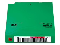 Bild von HPE LTO Ultrium 4 non-custom labelled data cartridge 800 / 1600GB 20er-Pack