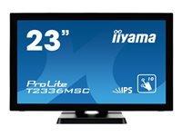 IIYAMA ProLite T2336MSC-B2 23inch - Kovera Distribution