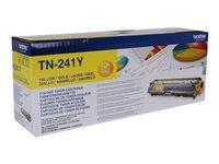 Bild von BROTHER HL-3140CW/3150CDW/3170CDW Toner gelb Standardkapazität 1.400 Seiten 1er-Pack