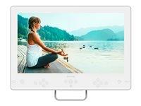 Bild von PHILIPS 19HFL5014W/12 47cm 19Zoll Bedsite TV for Healthcare IPTV Chromecast Ext. Lifetime Google Play Store Analytics Android 7