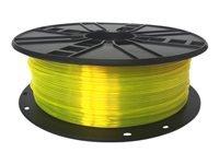 GEMBIRD PETG Fil Yellow 1.75mm 1kg - Kovera Distribution