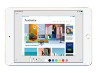 Bild von APPLE iPad Air 10.5 - 256GB Wi-Fi + Cellular Gold