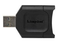 Bild von KINGSTON MobileLite Plus USB 3.1 SDHC/SDXC UHS-II Card Reader