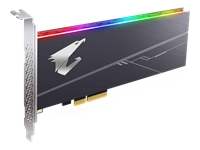 Bild von GIGABYTE AORUS RGB AIC NVMe SSD 512GB