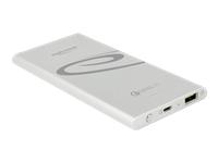 Bild von DELOCK Powerbank 5000 mAh 1 x USB Typ-A mit Qualcomm Quick Charge 3.0