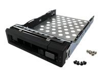 Bild von QNAP HDD Einschubrahmen 6,4cm + 8,9cm 2,5Zoll + 3,5Zoll fuer TS-x79U / TS-x80U Serie
