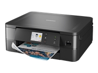 Bild von BROTHER DCP-J1140DW 3-in-1 inkjet MFP A4 Wi-Fi up to 22ppm
