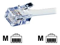 Bild von SECOMP RJ12 Kabel 6m