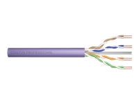Bild von DIGITUS DK-1615-VH-305 CAT 6 U-UTP installation cable 250MHz Cca EN 50575 AWG 23/1 305m paper box sx pu