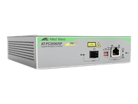 Bild von ALLIED 10/100/1000TX to SFP PoE +Media Converter