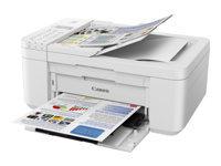 Bild von CANON Pixma TR4551 Weiss A4 MFP drucken kopieren scannen faxen Cloud Link WLAN 4.800x1.200dpi Automatischer Duplexdruck