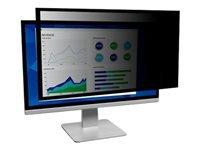 Bild von 3M Blickschutzfilter mit Rahmen PF220W9F für 55,9cm 22Zoll Breitbild-Monitor 16:9