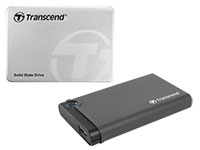 Bild von Bundle TRANSCEND SSD220S SSD 240GB intern + StoreJet 25CK3 SSD/HDD 0GB extern Upgrade Kit
