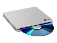 Bild von HLDS GP70NS50 DVD-Brenner ultra slim USB2.0 silber