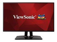 Bild von VIEWSONIC VP2768 68.58 27zoll WQHD SuperClear IPS LED monitor 5ms 350 units 2 xHDMI Mini DisplayPort USB Height adj H178 / V178