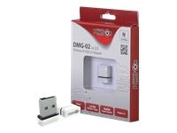 Bild von INTER-TECH DMG-02 Nano WLAN Stick USB-WLAN-Stick 150 Mbps 2.4 GHz