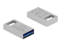 Bild von DELOCK USB 3.2 Gen 1 Speicherstick 64GB - Metallgehäuse