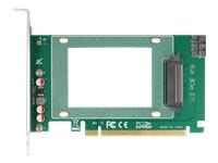 Bild von DELOCK PCI Express x16 Karte zu 1xintern U.2 NVMe SFF-8639