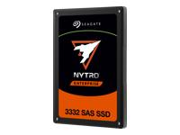 Bild von SEAGATE Nytro 3332 SSD 7.68TB SAS 6,35cm 2,5Zoll ISE