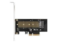 Bild von DELOCK PCI Express x4 Karte zu 1xintern NVMe M.2 Key M 80mm - Low Profile Formfaktor