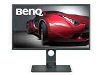 Bild von BENQ PD3200U 81,28cm 32Zoll UHD LED 16:9 3.840x2.160 16:9 1000:1 20Mio:1 350cd 4ms HDMI USB grau