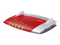 AVM FRITZ!Box 7490 - Dual-WLAN AC + N mit 1.300 (5 GHz) + 450 MBit/s (2,4 GHz) – 2x USB 3.0 - All IP