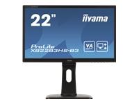 Bild von IIYAMA PROLITE XB2283HS-B5 54,7cm 21,5Zoll FHD 1920x1080 VGA HDMI TCO