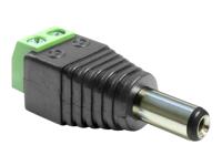 Bild von DELOCK Adapter Terminalblock > DC 2,5 x 5,5mm Stecker