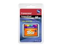 Bild von TRANSCEND CompactFlash 16GB Card MLC