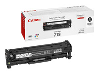 Bild von CANON 718 Toner schwarz Standardkapazität 3.400 Seiten 1er-Pack