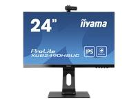 Bild von IIYAMA XUB2490HSUC-B1 61cm 24Zoll ETE IPS LED FHD 16:9 60Hz 1000:1 250cd/m2 4ms HDMI DP USB2.0