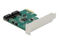 Bild von DELOCK 2 Port SATA PCI Express Karte mit RAID