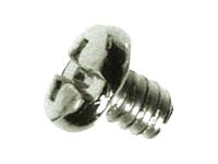 Bild von LINDY 50 Schrauben 6-32UNC x 4mm, mit Kreuzschlitz