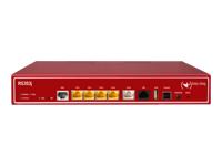 Bild von BINTEC RS353j IP Access Router Tischgerät inkl. ADSL2+ Annex B/J/ISDN und option. VDSL2 Modem 1xISDN-S0 inkl. 5 IPSec Tunnel ALL-IP