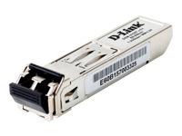 Bild von D-LINK DEM-311GT 1-Port Mini GBIC Transceiver für 1000BaseSX LC-Duplex IEEE 802.3z MM Fiber 62,5 bis 220m MM Fiber 50,0 bis 550m
