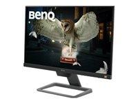 Bild von BENQ EW2480 60,45cm 23,8Zoll LED-Display 1920x1080 Full-HD 16:9 16.7Mio 5ms GtG 3x HDMI 2.0 (P)