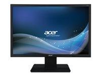 Bild von ACER V226WLbmd 55,9cm 22Zoll Wide TFT dual LED Backlight 100M:1 5ms 250cd/m² Lautsprecher