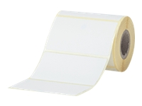 Bild von BROTHER Direct thermal label roll 76X44mm 400 labels/roll 8 rolls/carton