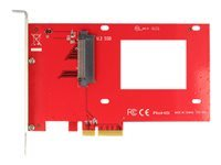 Bild von DELOCK PCIe x4 > U.2 Slot NVMe