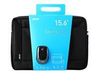 Bild von ACER Notebook Starter Kit 39,62cm 15,6Zoll Tasche und kabellose Maus