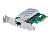 Bild von BUFFALO LGY-PCIE-MG-WR 10GBASE-T Multi-Giga-kompatible Netzwerkkarte Full/half duplex RJ-45 8-Pin Typ PCI Express 3.0/2.0
