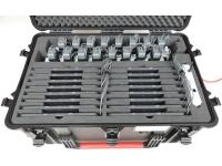 Bild von ALSO EduCenter Case 16 Tablets - Notebookkoffer für bis zu 16 Geräte mit 25,6 cm/10,1 Zoll Bildschirmdiagonale