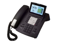 AGFEO ST 45 AB schwarz Anschluss S0 oder UP0 an einem AGFEO AS-Kommunikationssystem FW gr?sser gleich 9.0